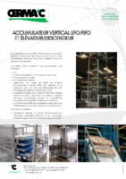 CERMAC-Accumulateur vertical