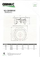CERMAC-Bol Centrifuge Standard