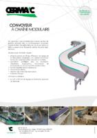 CERMAC-Convoyeur modulaire