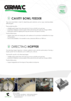 CAVITY BOWL FEEDER EN