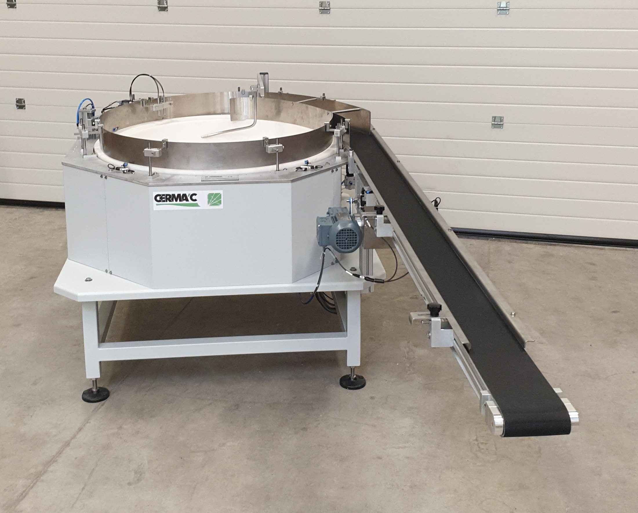 1- Bol centrifuge